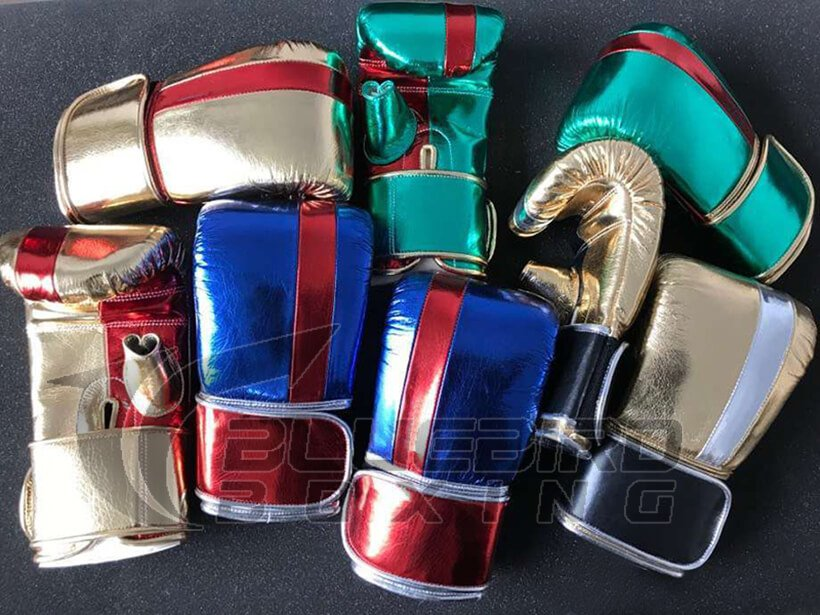 custom punching bag gloves